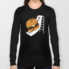 Slider Burger Long Sleeve T-shirt