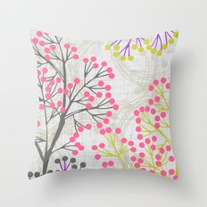 Tree 0f Love Throw Pillow