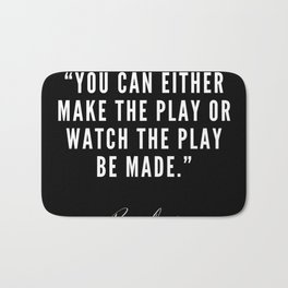9 | Ray Lewis Quotes 190511 Bath Mat