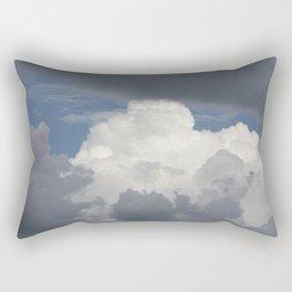 Cloud Mountain Rectangular Pillow