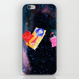 Τhe Universe is our Ηome | Kids Room up to the Space | Cosmos iPhone Skin