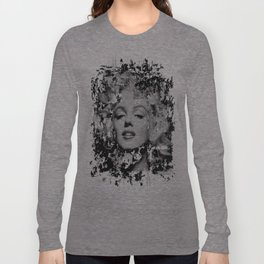 abstract beauty Long Sleeve T-shirt