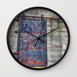 Door Number Two Wall Clock