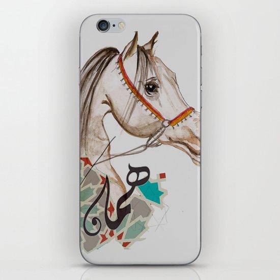 Arbian horse  iPhone & iPod Skin