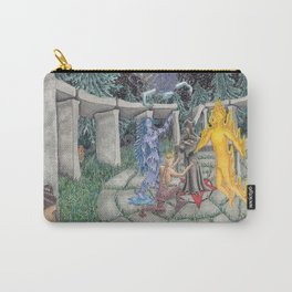 Elemental Summoning Carry-All Pouch