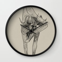 Contorted Doom - 707. Wall Clock
