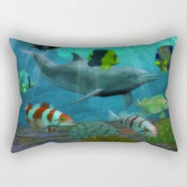 Abundance Rectangular Pillow