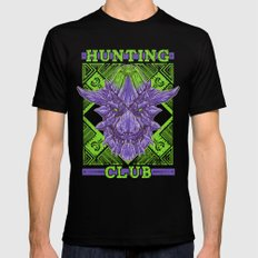 Hunting Club: Brachydios X-LARGE Mens Fitted Tee Black