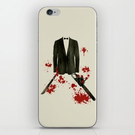 Smoking kills! iPhone Skin