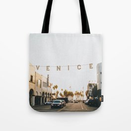 venice / los angeles, california Tote Bag