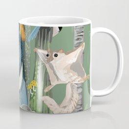 Ussuriland  Dersu´s dream Coffee Mug