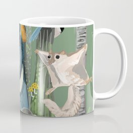 Ussuriland  Dersu´s dream Coffee Mug
