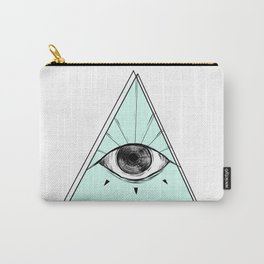 Always Watching Carry-All Pouch