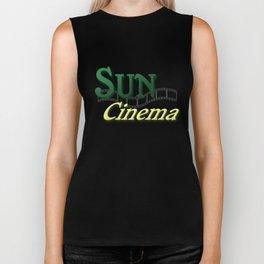 Sun Cinema Biker Tank
