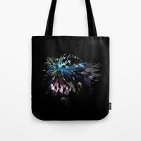 panther Tote Bags featuring PANTHER by mobokeh