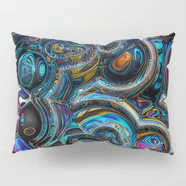 GLOBULAR CLUSTER Pillow Sham