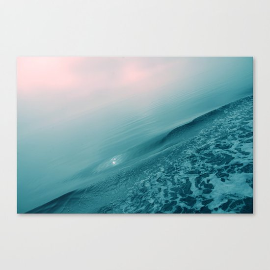 silencioso Canvas Print