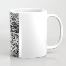 Black/White #2 Mug