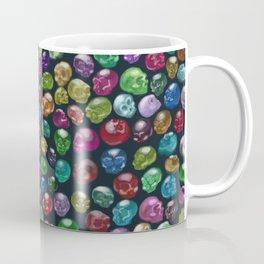 Candied Skulls Coffee Mug