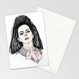 Lana for V Magazine Stationery Cards