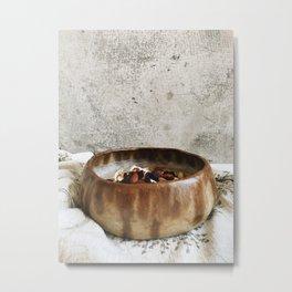 Bowl 2 Metal Print