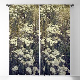 Field of Wild Daisies Blackout Curtain