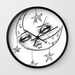 Cosmia Wall Clock