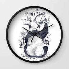 The Sadness Will Last Forever Wall Clock