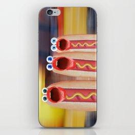 Weenie People iPhone Skin