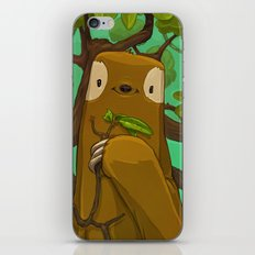 Sally the Sloth iPhone Skin