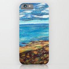 maine coast seascape Slim Case iPhone 6s