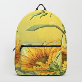 Sunflowers 2 Backpack