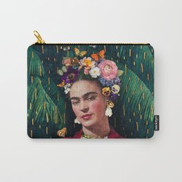 Frida Kahlo :: World Women's Day Carry-All Pouch