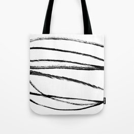 My mind is a mess. Tote Bag
