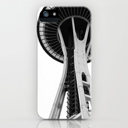 Variation on a Needle iPhone Case