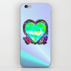 Melting Heart iPhone & iPod Skin
