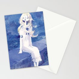 when marnie was there (studio ghibli) Stationery Cards