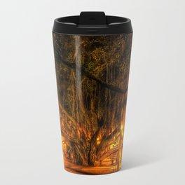 Lahaina Banyan Tree Travel Mug
