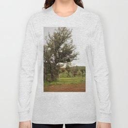 Western Image Long Sleeve T-shirt
