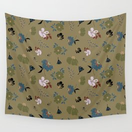 Floral Pattern 111-21CW2 Wall Tapestry