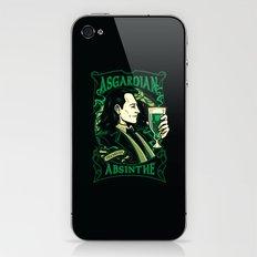 Asgardian Absinthe iPhone & iPod Skin