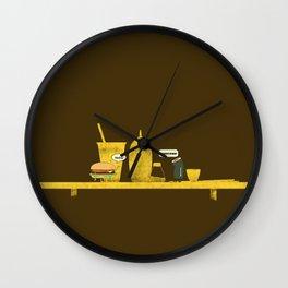 On Board Wall Clock