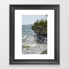 Amherst Island Framed Art Print