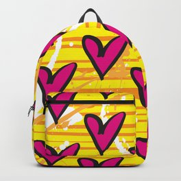Joy 2 by Kathy Morton Stanion Backpack