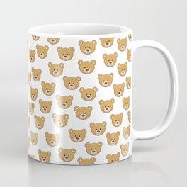 teddy bear pattern Coffee Mug