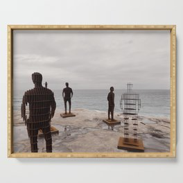 Sculpture By The Sea Serving Tray