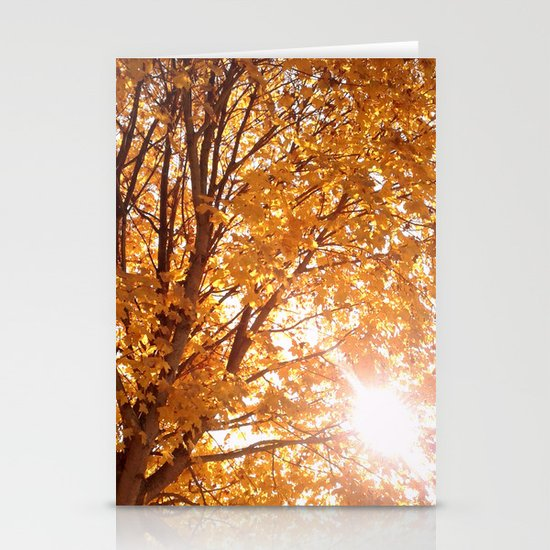 Fall Stationery Cards
