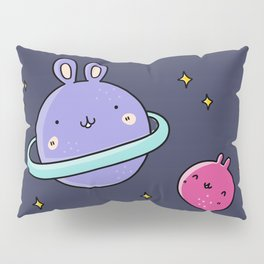 Bunniverse Pillow Sham