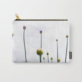 flowering onions Carry-All Pouch