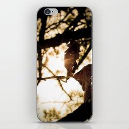 leaf art iPhone Skin
